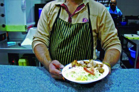 Recetas indias en el corazón del Alameda