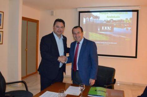 El PTA firma un convenio de colaboración con Paraguay