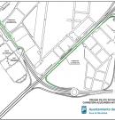 Las pruebas de tráfico en el Guadalhorce, a estudio