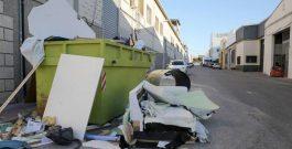 Ciudadanos solicita un plan integral de gestión de residuos en los polígonos