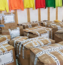 7.000 prendas falsificadas en el polígono Guadalhorce